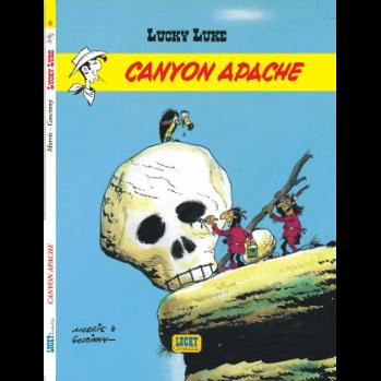 Canyon Apache Lucky Luke
