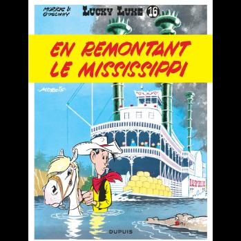En remontant le Mississippi Lucky Luke