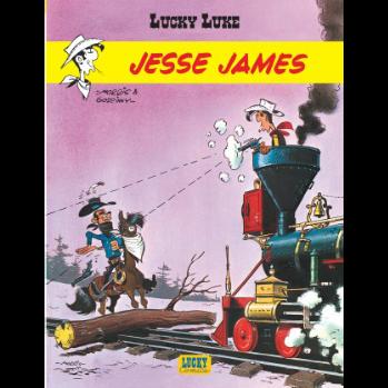 Jesse James Lucky Luke