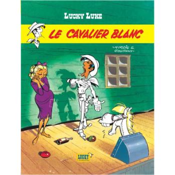 Le cavalier blanc Lucky Luke