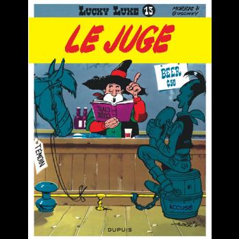 Le juge Lucky Luke