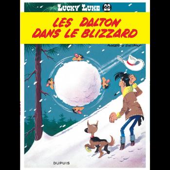 Les Dalton dans le blizzard Lucky Luke