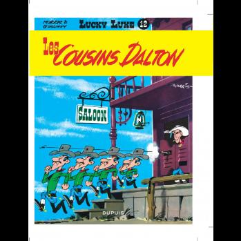 Les cousins Dalton Lucky Luke